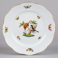 Herendi Rothschild mintás süteményes tányér, #4