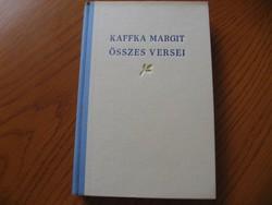 Kaffka Margit összes versei
