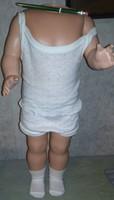 Régi babatest, 64 cm-es babához
