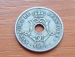 BELGIUM BELGIQUE 10 CENTIMES 1904