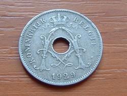 BELGIUM BELGIE 10 CENTIMES 1929