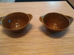 Holland porcelán kis tálkák