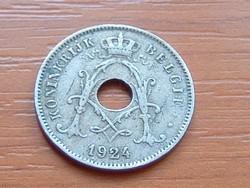 BELGIUM BELGIE 10 CENTIMES 1924