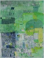 Falko Behrendt mappa 5 db nagyméretű rézkarc