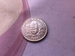 1926 ezüst 1 pengő,nem kopott,szép darab,így ritka