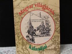 Horányi-Pivárcsi:Magyar világjárók kalandjai