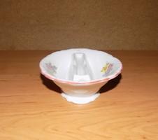Régi porcelán asztali sótartó borstartó (5/d)