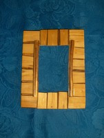 Fa képkeret 15*19 cm (n)