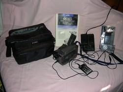JVC super vhs kamera