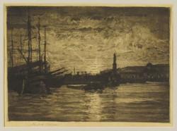 Lénárd Róbert : Kikötő
