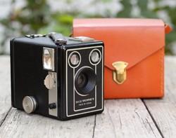 Kodak Six-20 Brownie D fényképezőgép