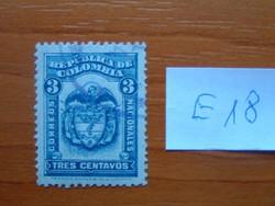 KOLUMBIA 3 C 1920 -1924 címer E18