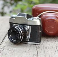 Ihagee Exa II tükörreflexes fényképezőgép