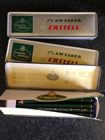 Faber Castell régi ceruzakészlet