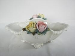 ENS porcelán tál