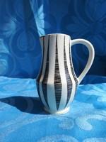 Art Deco bolgár tejszines kiöntő