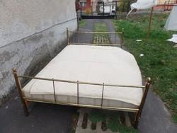Réz Francia ágy