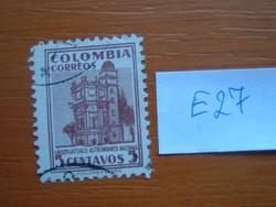 KOLUMBIA 5 C 1946 Definitive Stamps E27