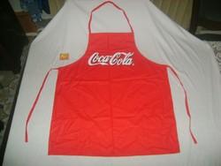 Retro Coca-colás kötény - sosem használt