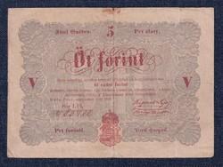 Szabadságharc 5 Forint bankjegy 1848 / id 10619/