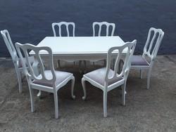 Asztal,étkezőasztal
