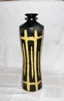 Retro Illés László kerámia váza 34 cm