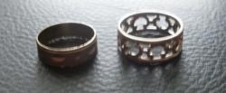 2 db gyűrű