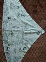 Viktoriánus St John Ambulance Association háromszögletű elsősegély kendő instruáló képekkel