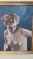 Fried Pál női akt