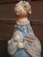 Kis Roóz Ilona nagyméretű figura