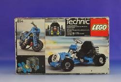 0I096 TECHNIC LEGO 854 doboz