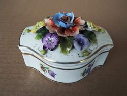 Sevres - porcelán bombonier  -