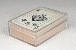0S500 CANADA póker mini kártya pakli dobozában