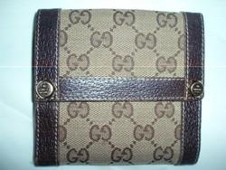 Vintage GUCCI pénztárca