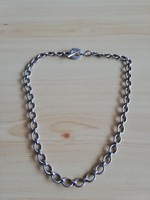 1,-Ft Eredeti Links&London ezüst nyaklánc,design!