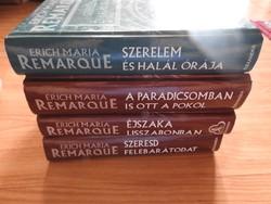 Erich Maria Remarque könyvek