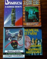 Nemere István, Erich von Däniken könyvek egyben