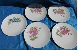 KAHLA vadrózsamintás tányér készlet
