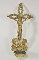 Antik bronz Aspersorium