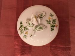 Régi porcelán bonbonier