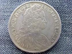 Ausztria VI. Károly (1711-1740) ezüst 1 Tallér 1737 / id10640/