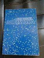 Az éjszaka-Elie Wiesel Zsidó-Holokaust.