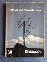 T. Český - Televízió-vevőantennák