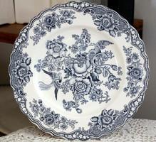 """Crown Ducal """"Bristol"""" angol fajansz tányér"""