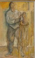 Tóth Menyhért (1904 - 1980): Szobrász