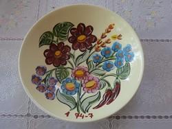 Gránit porcelán falitányér