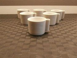 Angol porcelán teás csészék