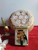 Egyiptomi fém doboz