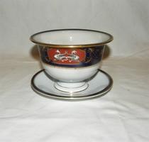 Antik Rörstrand porcelán kínáló