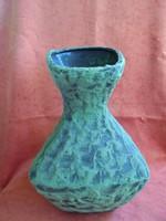 Jelzett art deco kerámia váza